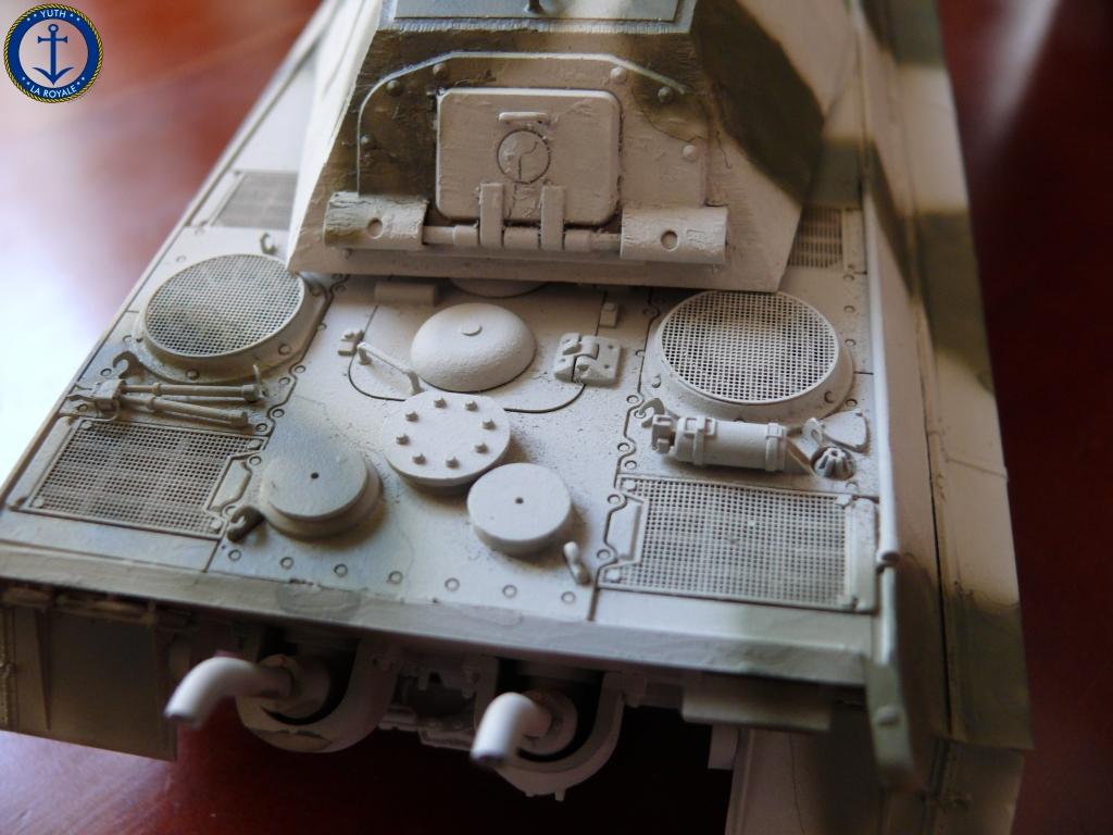 Sd.Kfz. 182 Panzer VI ausf B Tiger II Porsche Turret 955046konigstiger03