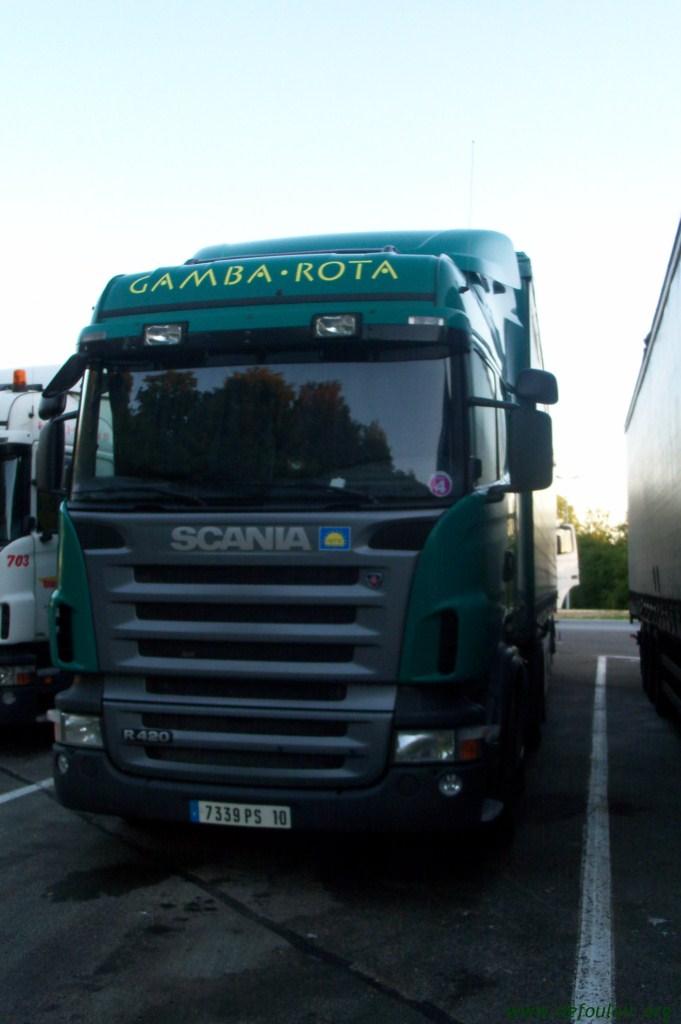 Gamba Rota (Vendeuvre sur Barse) (10) 955983photoscamions25V1152Copier