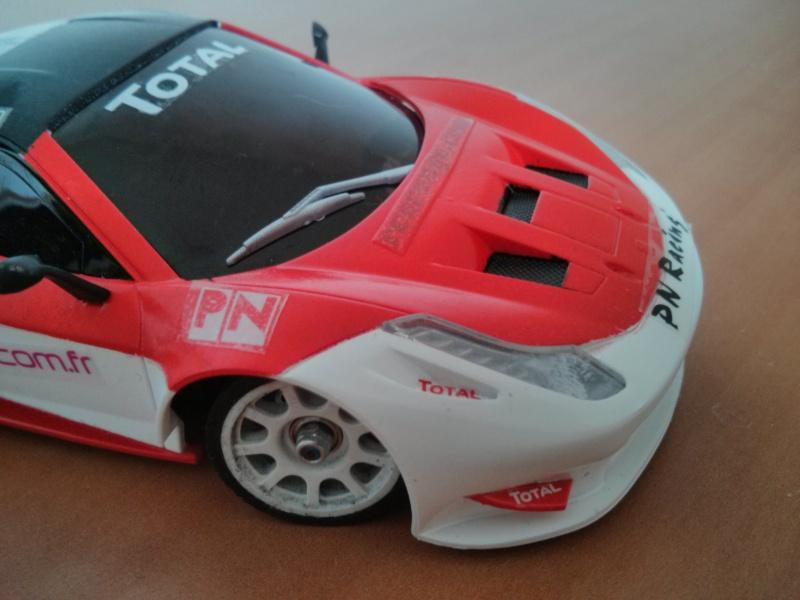 La Ferrari 458 à Solène 956043IMG20131227132823