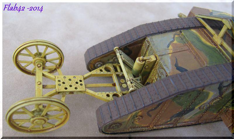 "MK I ""Female"" British tank - Bataille de la Somme 1916 - Master Box LTD - 1/72ème 956420fini7"