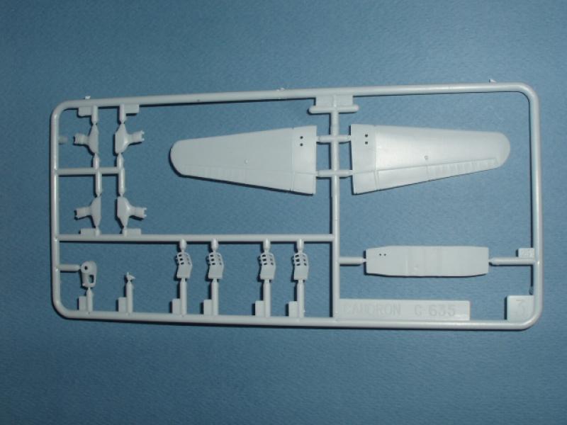CAUDRON C-635 Simoun  (version Air Bleu). 1936  Heller 1/72. 956478airfix111