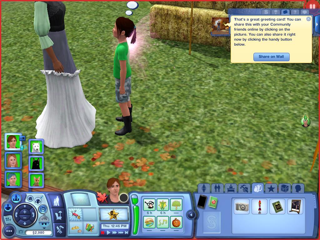 Les Sims ... Avec Kimy ! 956851CUTENESS