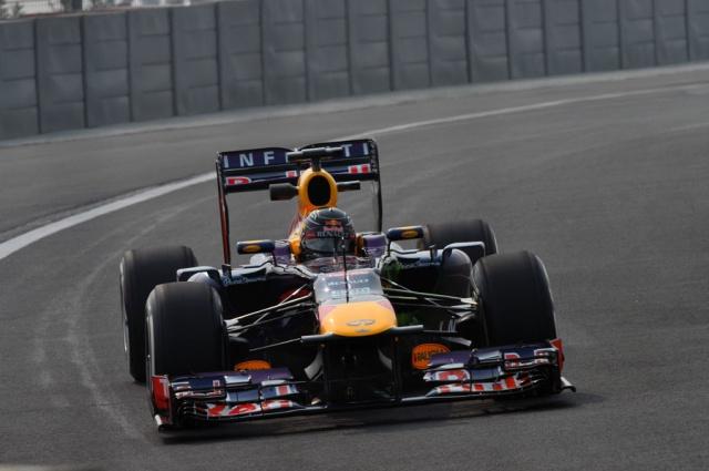 F1 GP d'Inde 2013 : (essais libres-1-2-3-Qualifications) 9569842013GPIndevendredisebastianvettel