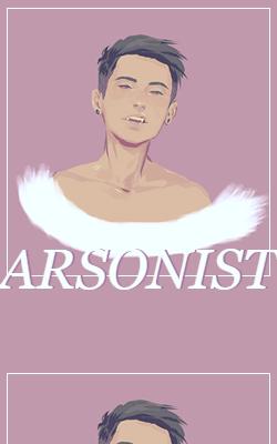 Arsonist R. Martell