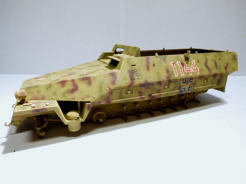 sdkfz - SdkFz 251 / 9  Tamiya / AFV 957863P1070106Copier