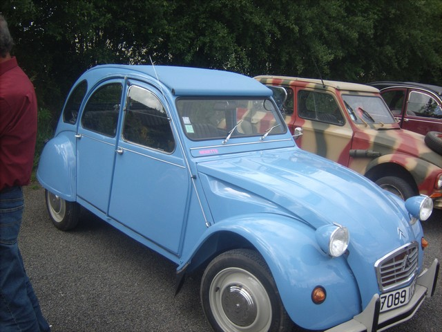 Viking Club 2CV 15éme Rencontre 2012 Domjean (Manche 50420) 959059Jun21630