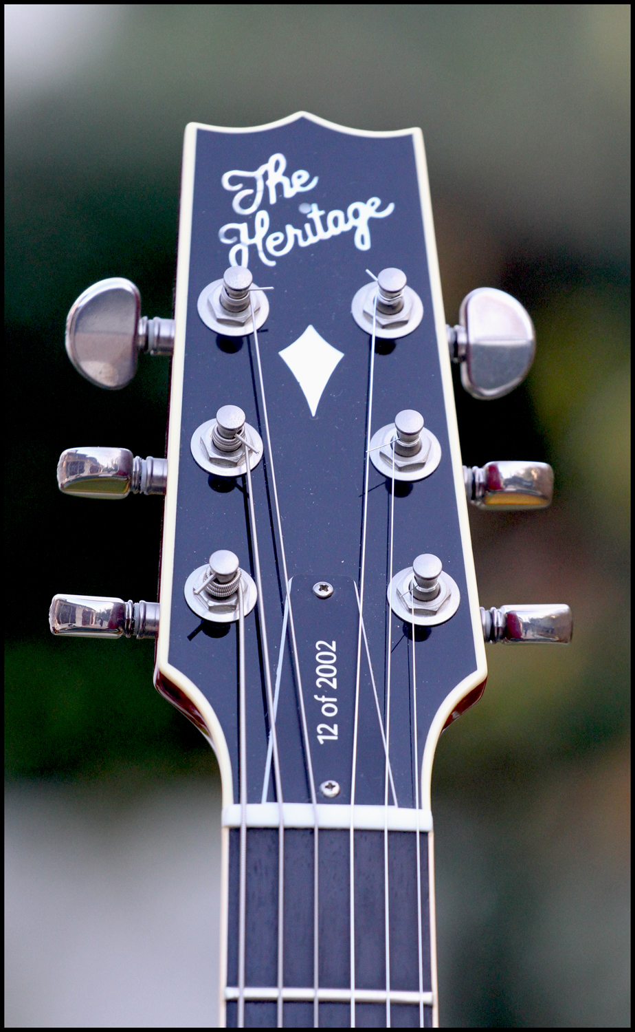 """The Heritage H-150 """"ultra"""" Anniversary 2002 960077316"""