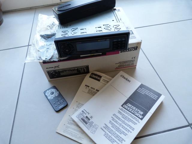Les Clarion DRX 9175 et 9375, bombes musicales ! 960225P1130154
