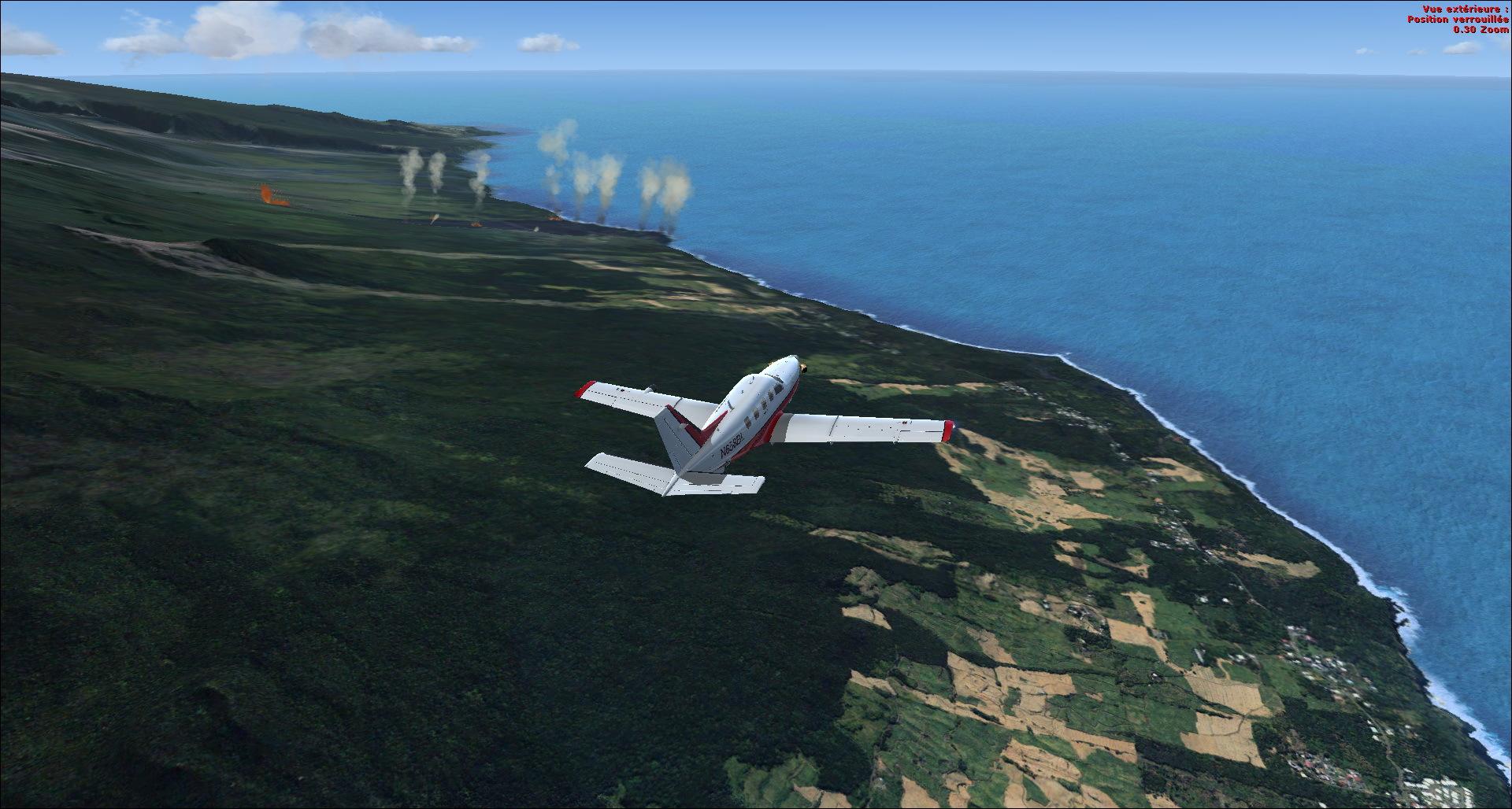 Survol de l'Ile de la Réunion 9613712014829214658859
