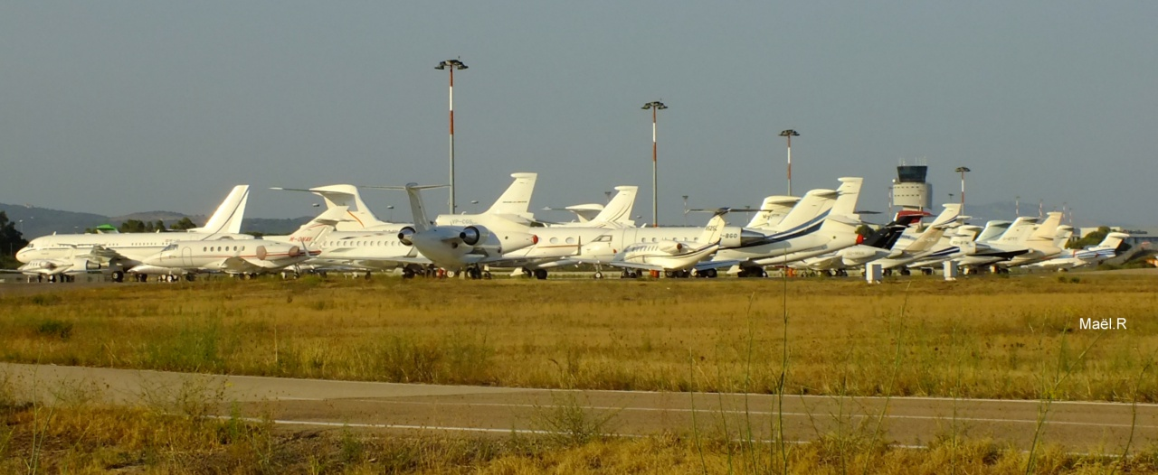 Olbia Costa Smerlada aéroport [OLB/LIEO] 963356Sardaignen20190