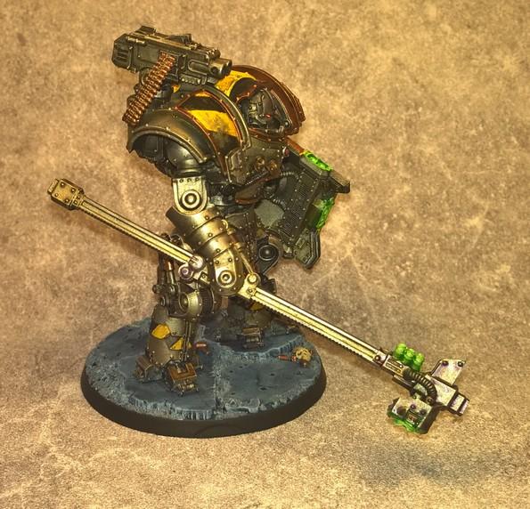 Armée Iron Warriors - Possédés !!! 963477Cercledefer12