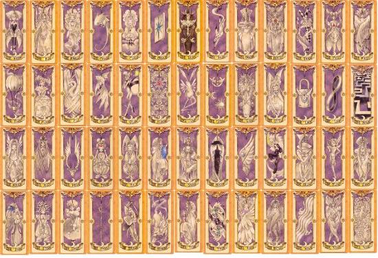 Cardcaptor Sakura (Sakura, chasseuse de cartes) 963884cartedeclowfiche