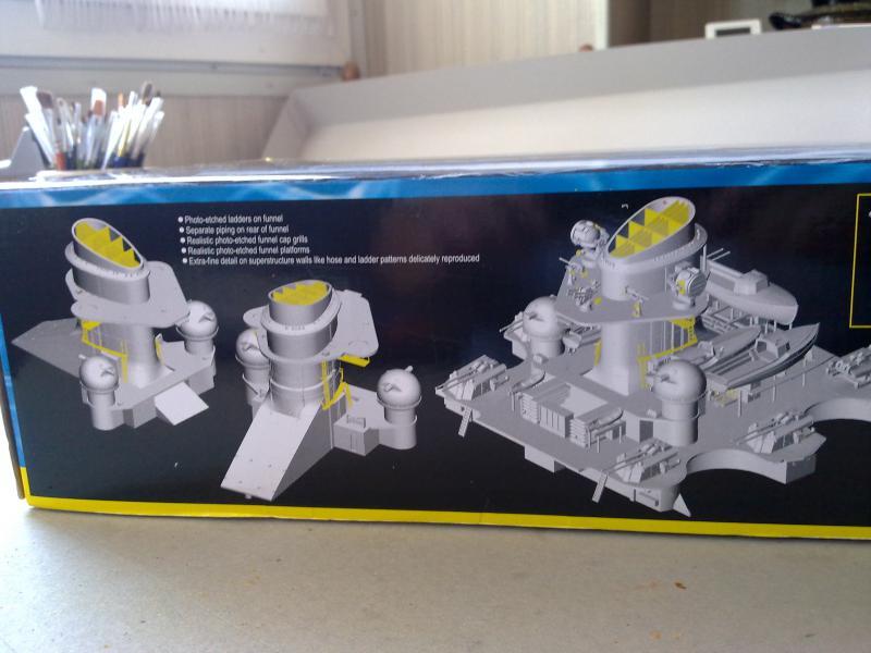 DKM Scharnhorst de  Dragon 1/350° - Page 2 96418011102010814