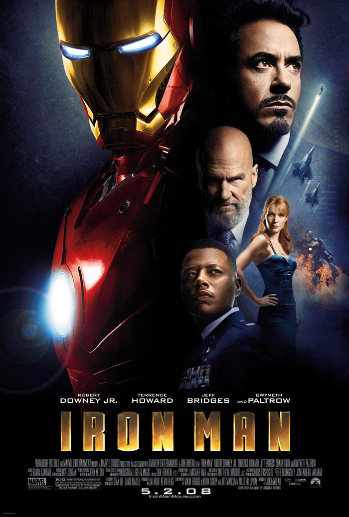 Franchise Marvel/Disney #3 965332ironmanposter13