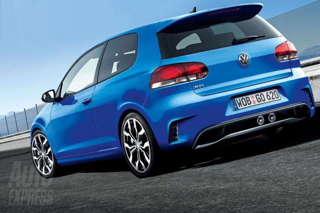 2009 - [Volkswagen] Golf R 9653822