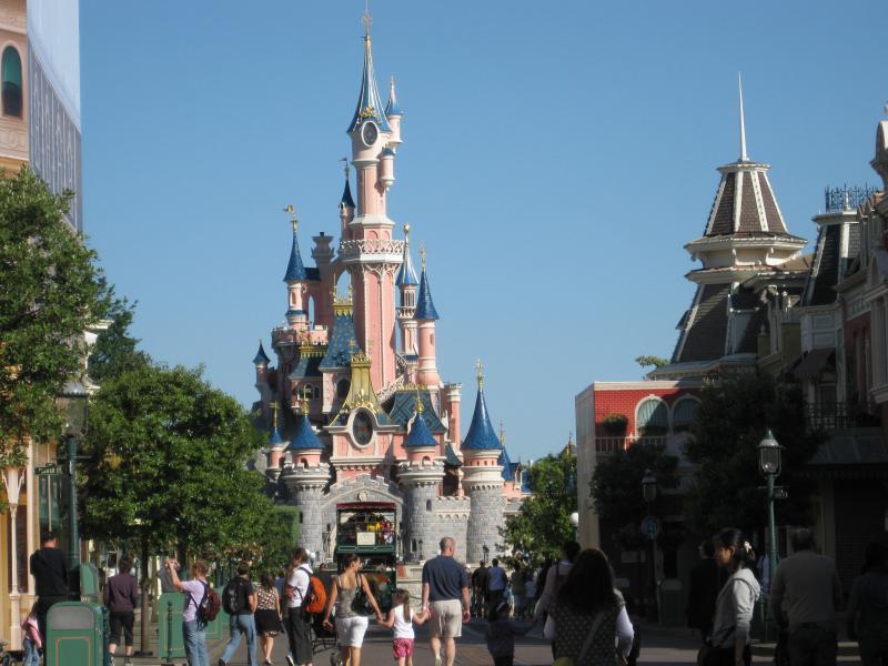 [Disneyland Paris] Séjour de rêve au Disneyland Hotel du 23 au 26 mai 2011 - Page 2 965522IMG3207
