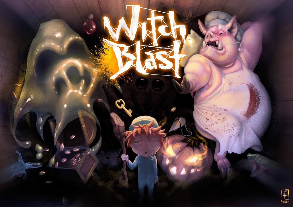 Blog de développement d'un jeu vidéo amateur - Page 4 966555WitchBlastartsmall