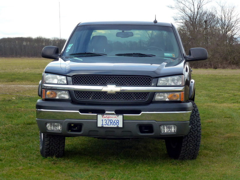 Chevrolet Silverado V8 5,3L 2003 967382P1040073