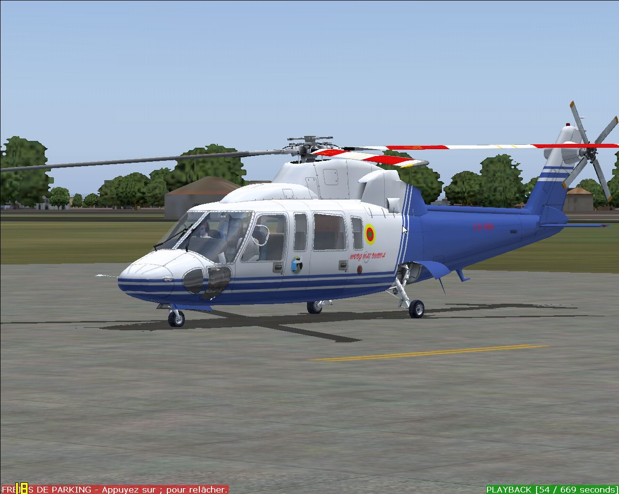 """Cameroonising Heavily"" Flight Simulator for a while now... 968280Capt110504102906002"