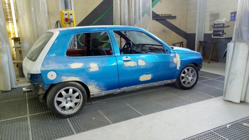 Nouvelle titine: Clio 16s 1991 969093039