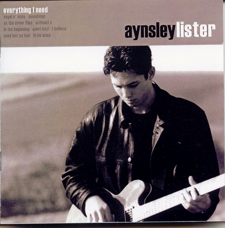 Aynsley Lister 969310ListerAynsleyEveryThingav