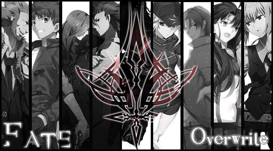 Fate / Overwrite : Jeu de rôle