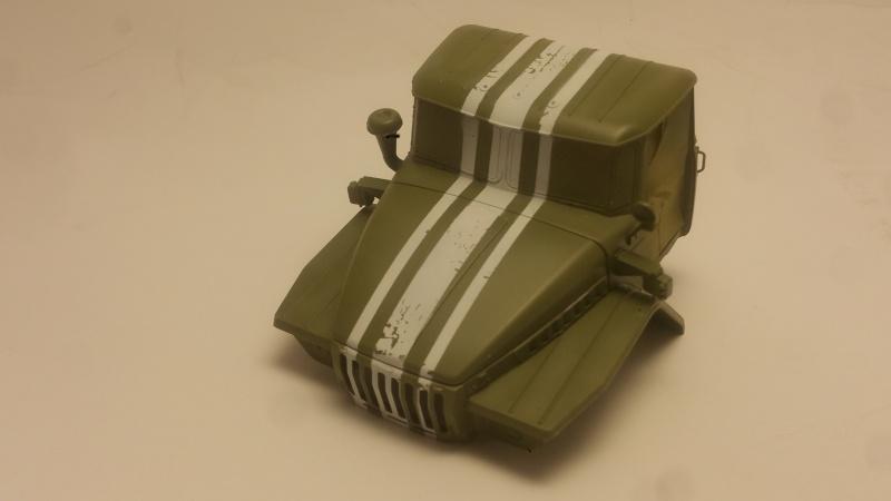 BM-21 GRAD 1/35 TRUMPETER 97153220161108194343
