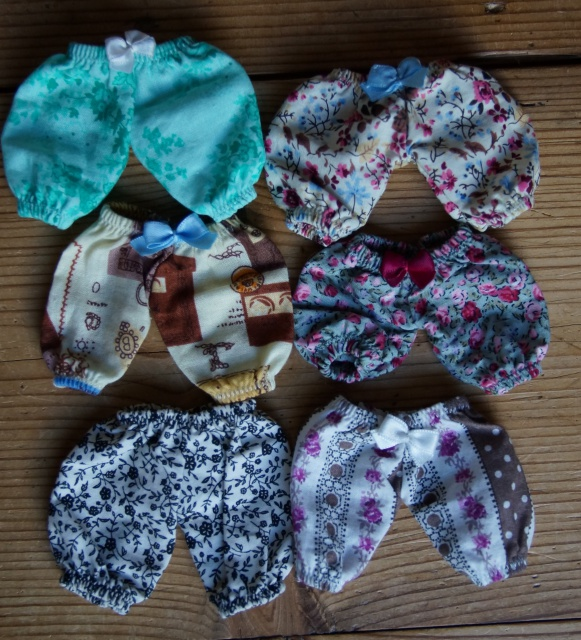 [Vds] Vêtements pullip & co / Handmade - Shoes YoSd satin 971725DSC06864