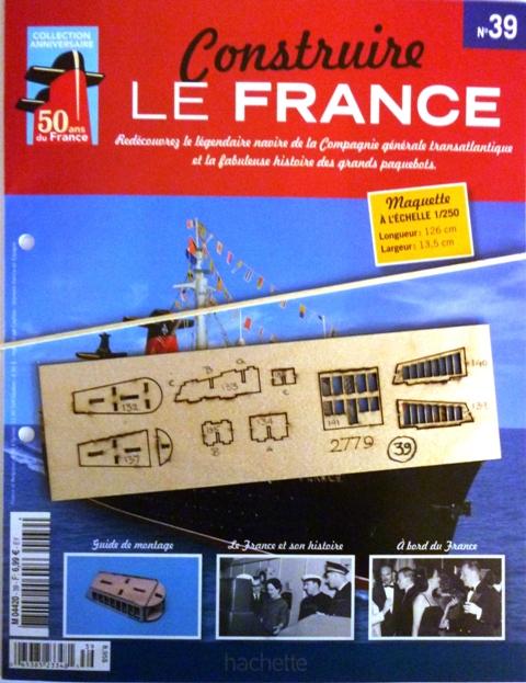 Le france  au 1/250è - hachette-Amati - Page 7 972114Fasc039r