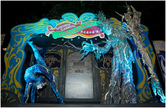 [Hong Kong Disneyland] Disney's Haunted Halloween (depuis 2007) - Page 3 972373hal5