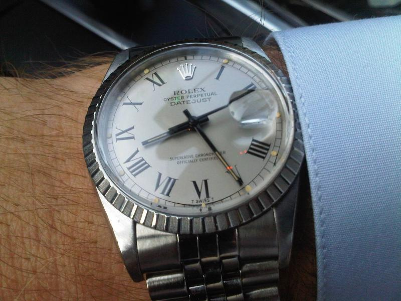"[VENDUE] Rolex Datejust 16030 Rare ""Grey Buckley Dial"" 1985/86 - 2200€ 972897IMG01255201108250823"