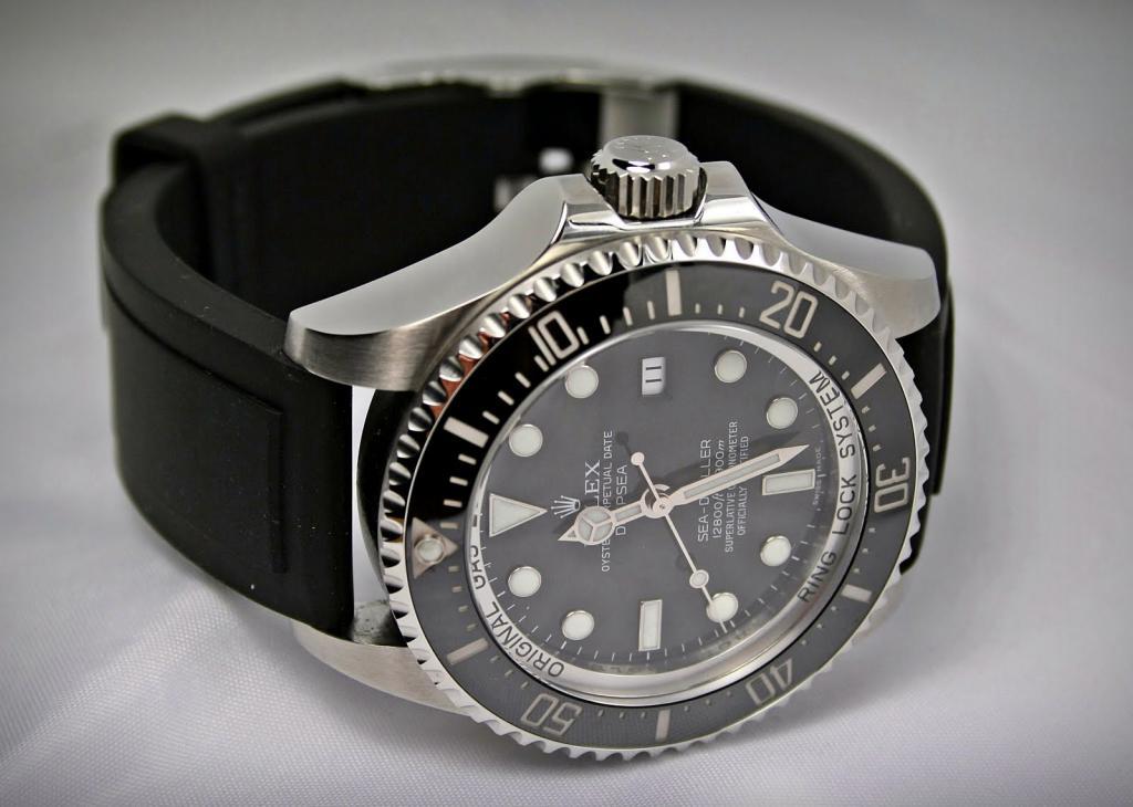 Rolex Deep Sea Inconfortable