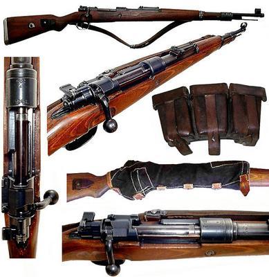 les armes de Riza dans Full metal Alchimiste 973666208323970small