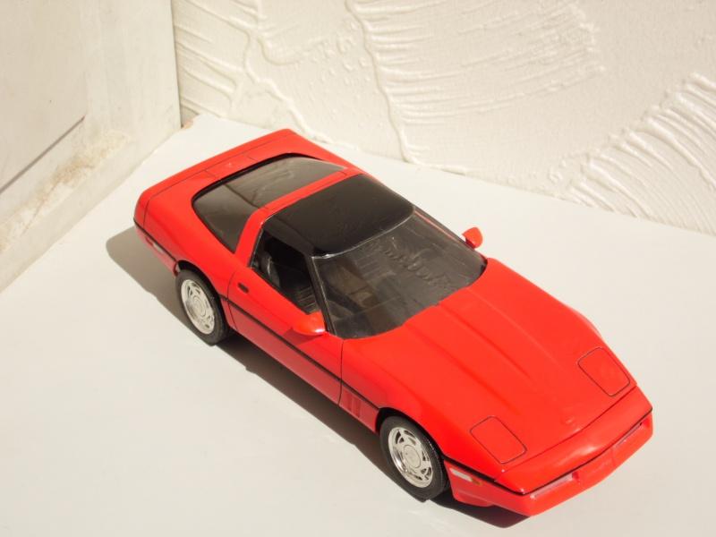 Chevrolet Corvette's C4. 973697SAM4999