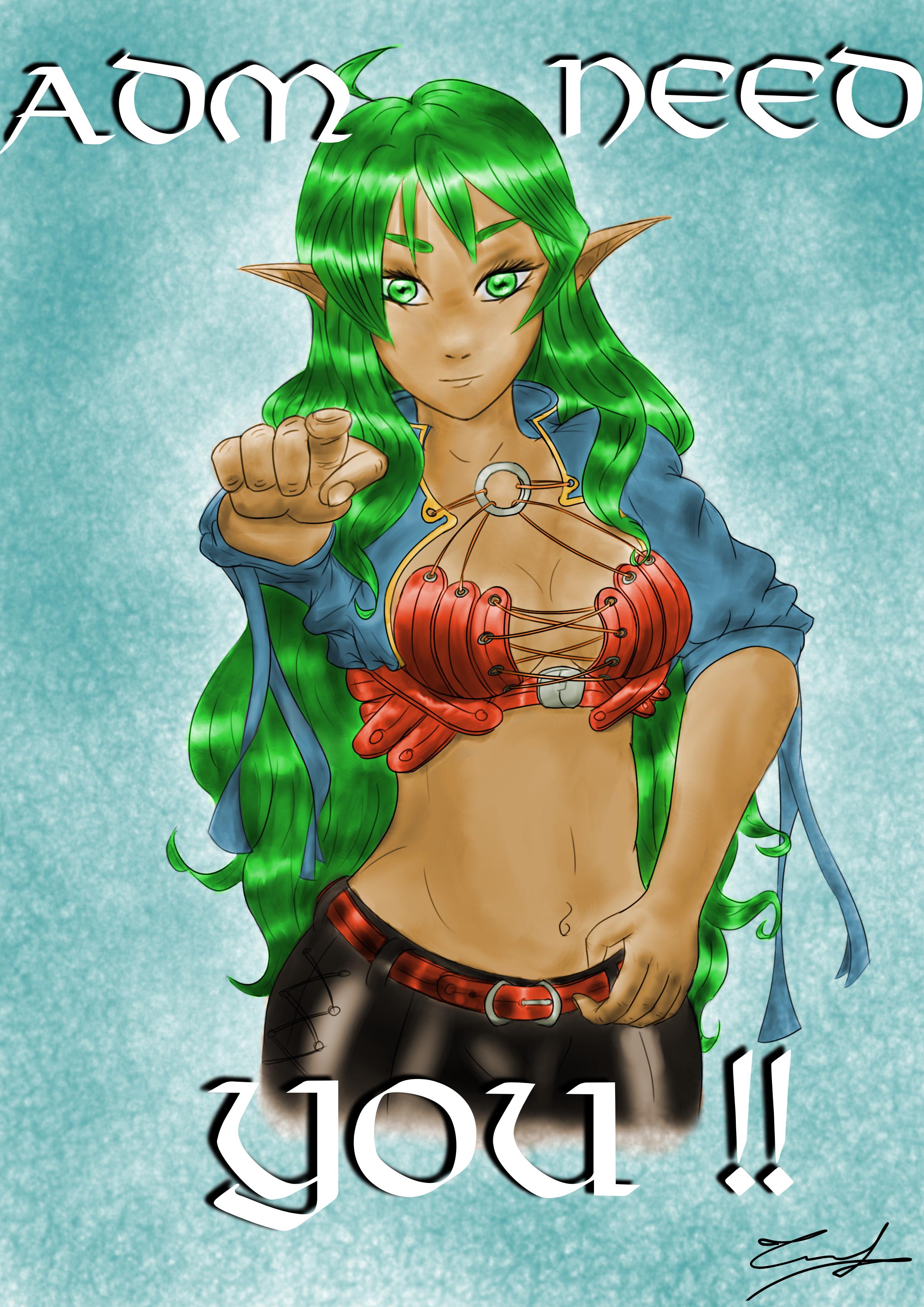 Aube des Mondes [RPG médiéval fantastique] - Page 2 974140Admneedyou