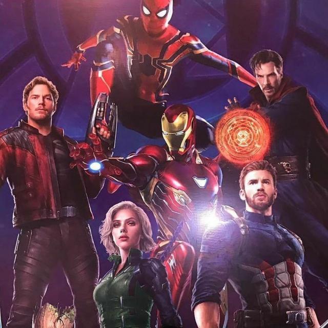 Avengers : Infinity War - 2018 - Page 5 9750112316785217071217359739888312910554978202170n