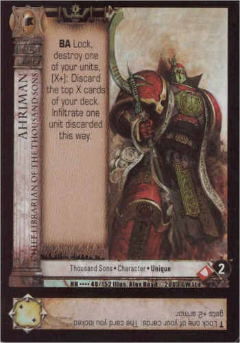 [JdC] Horus Heresy The card game 975016TCG4