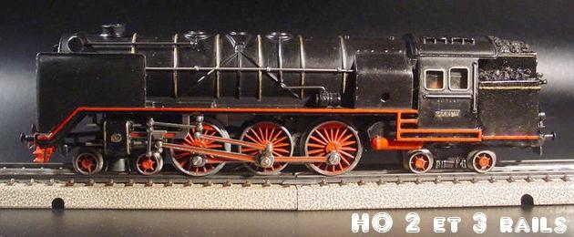 Survol de la production  975045SchnabelMarklinBR62TK800HR8001R