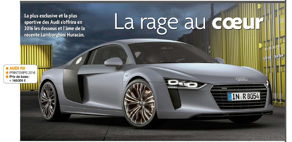 2015 - [Audi] R8 II / R8 II Spider - Page 2 97522487r8