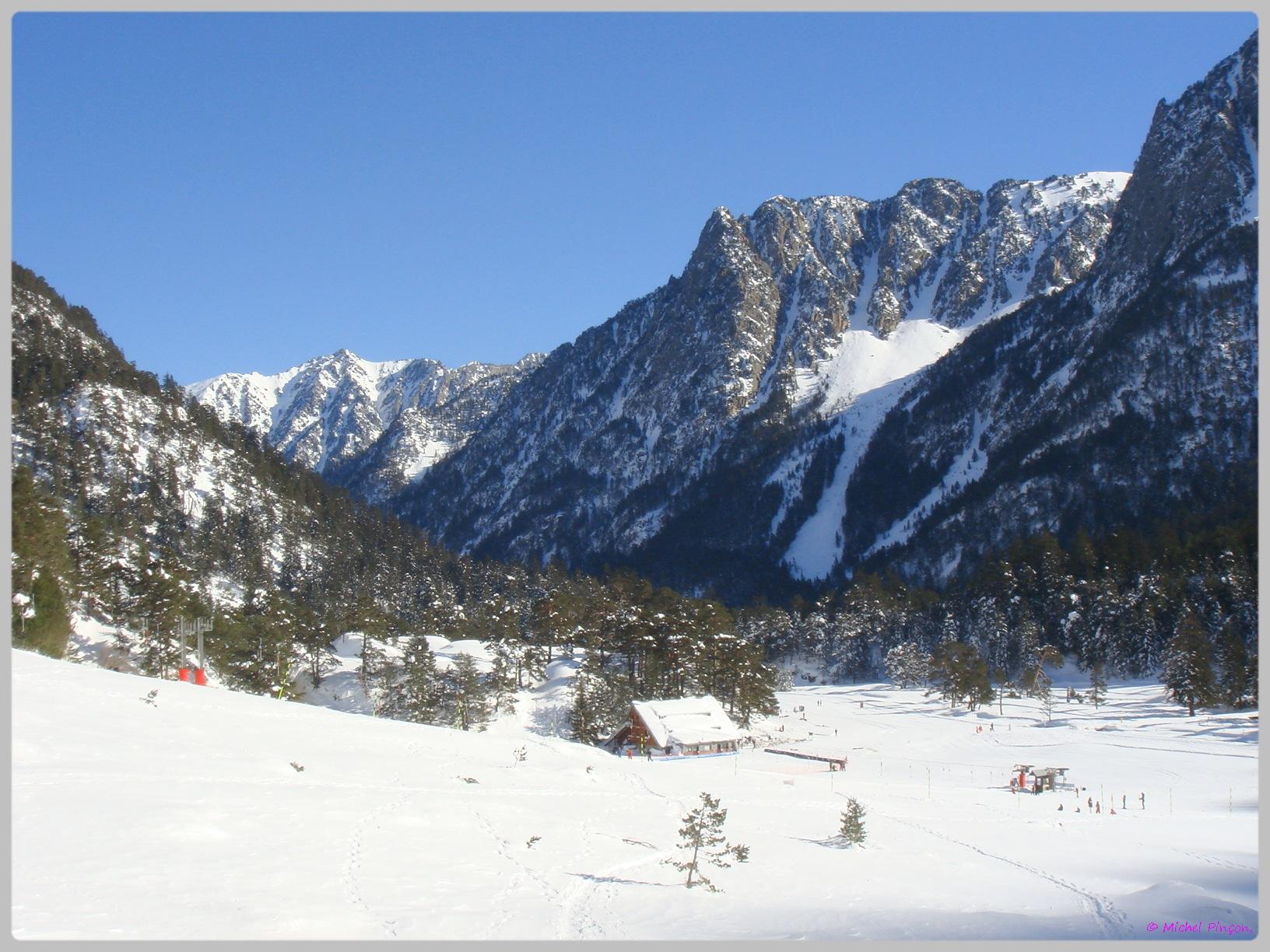 Une semaine à la Neige dans les Htes Pyrénées - Page 2 975342DSC011946