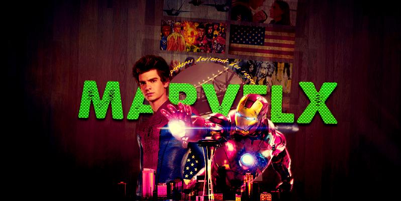Marvel X  RPG