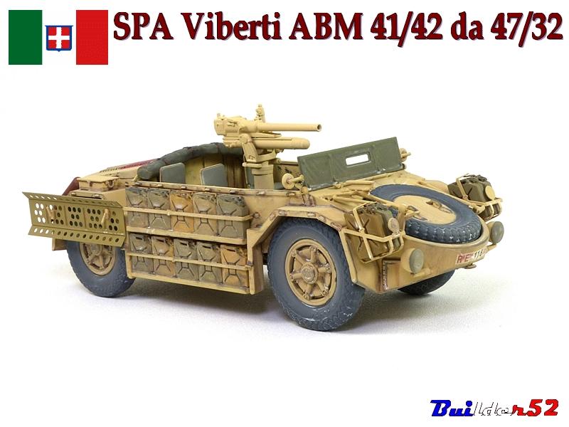ABM 41/42  AT 47/32 - Italeri 1/35 976481P1050188