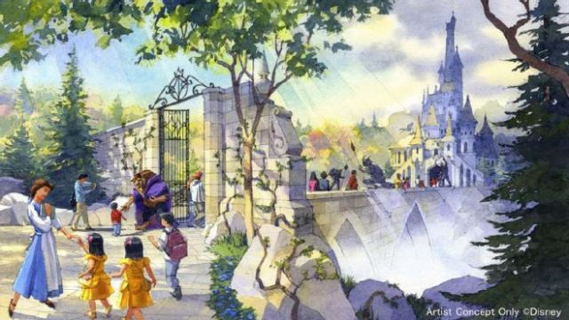 [Tokyo Disneyland] Nouvelles attractions à Toontown, Fantasyland et Tomorrowland (printemps 2020)  - Page 2 977778W454