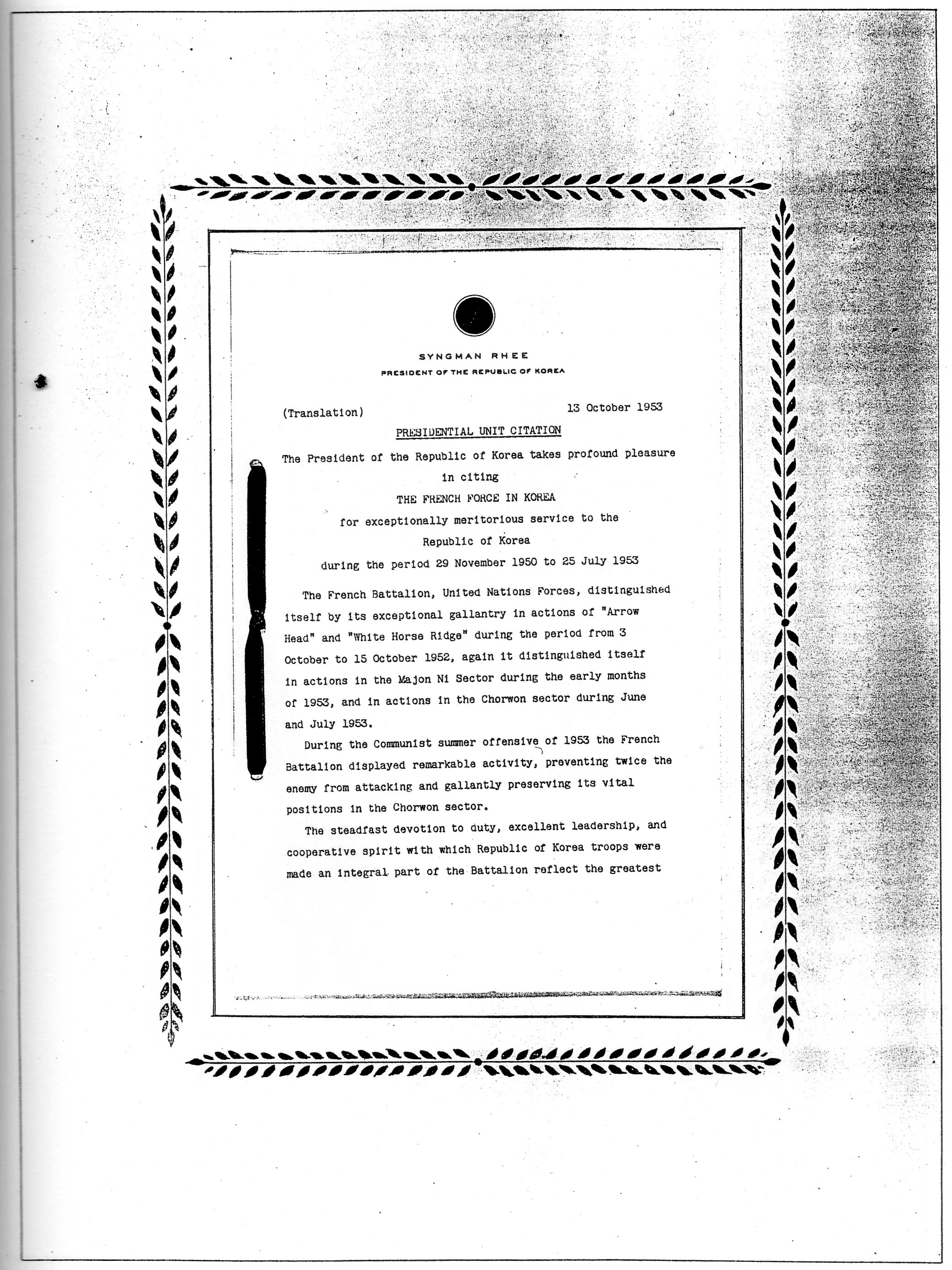 [OPÉRATIONS DE GUERRE] GUERRE DE CORÉE - TOME 2 - Page 4 978444247