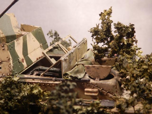 sd.kfz 140 flakpanzer (gépard) maquette Tristar 1/35 - Page 3 978523P8310010