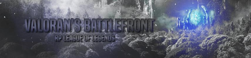 Valoran's Battlefront