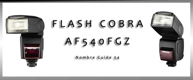 Flash Pentax AF 540-FGZ (Présentation) 978943banniere540fgzflash