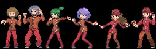 [RMXP] Pokémon version Violet Poison 979190ODBattler