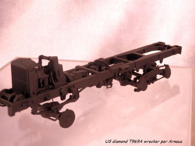 US Diamond T969A wrecker (Mirror Models 1/35) 980050P1140011