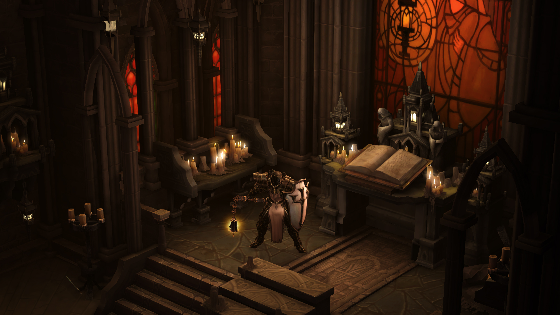 Reaper of souls nouvelle extension de Diablo III 980587822